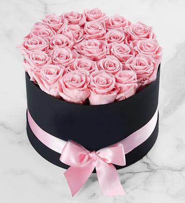 Virágdobozok - Rózsa dobozban