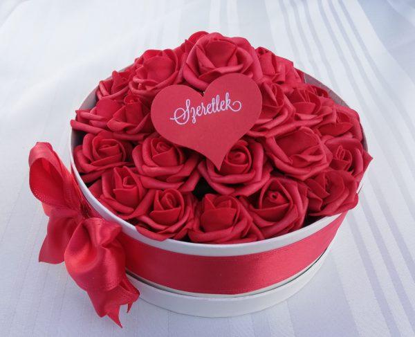 Örök rózsa Balassagyarmat
