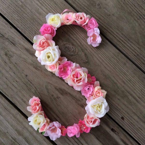 Virágbetű