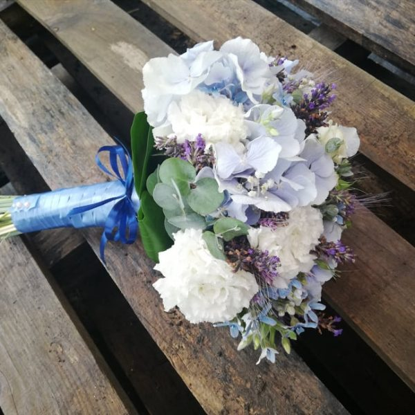 Esküvői virágok - Csokor esküvőre